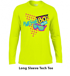 Awesome 80s Tech Tee