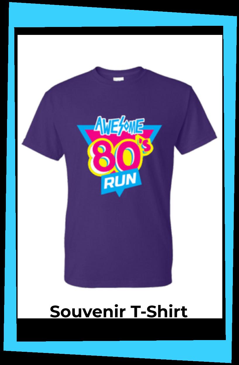 80s Virtual Shirt